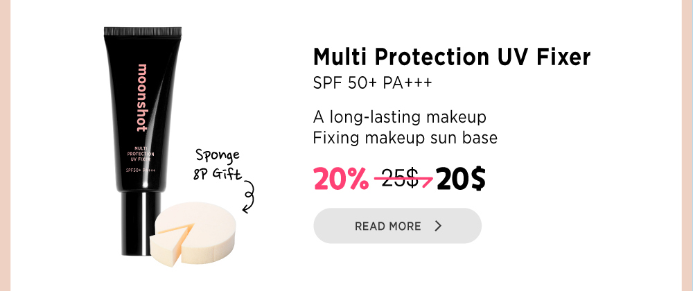 moonshot skin care cosmetics discount event up to 30%